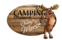 Camping Causapscal chez Moose